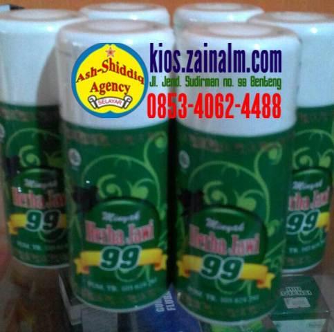 Minyak Herba Jawi 99 HPA | Minyak Bubut