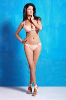 Gehana Vasisth Hot Photo Shoot in Lingerie HeyAndhra