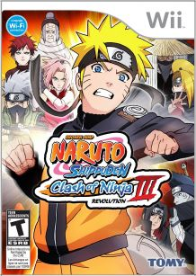 Naruto Shippuden Clash of Ninja Revolution 3 - Download Game