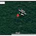 Vị trí của chiếc máy bay bí ẩn nằm giữa rừng rậm Cam-pu-chia