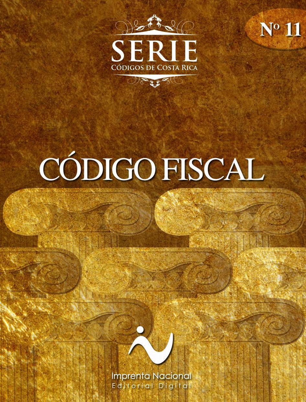 Código fiscal [Imprenta Nacional]