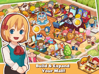 Happy Mall Story Apk v1.6.5 Mod (Infinite Diamonds)