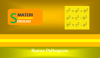 Rumus Phytagoras, Dalil Teorema Pythagoras dan Contoh Soal