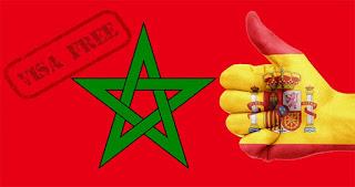 لإنهاء ارتفاع موجة «الحريڭ» إسبانيا تفتح الحدود في وجه المغاربة بدون فيزا وبهذه الشروط