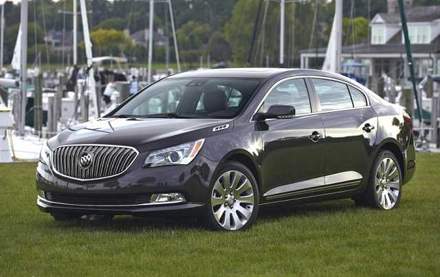Which Does Not Suggest That The Revamped 2016 Buick Lacrosse Will Certainly Go One Step Additionally In My