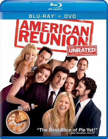 American Reunion (2012) UNRATED Dual Audio Hindi 720p BluRay