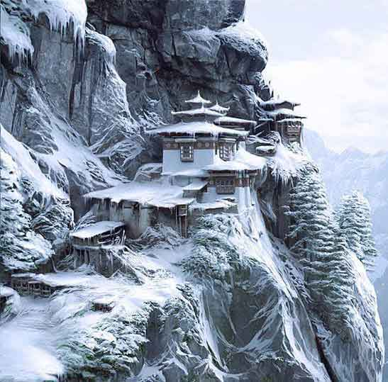 10 BEST Places to Visit in Bhutan