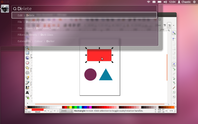 Ubuntu 的 HUD 是什麼