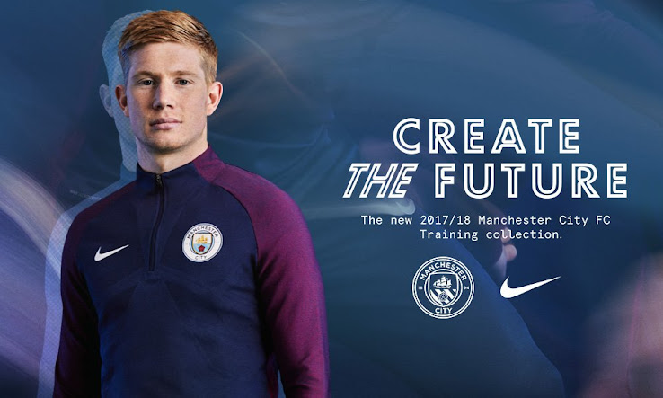 Nike Manchester City 17-18 Training Collection Released - Footy ... 05b25fdf0