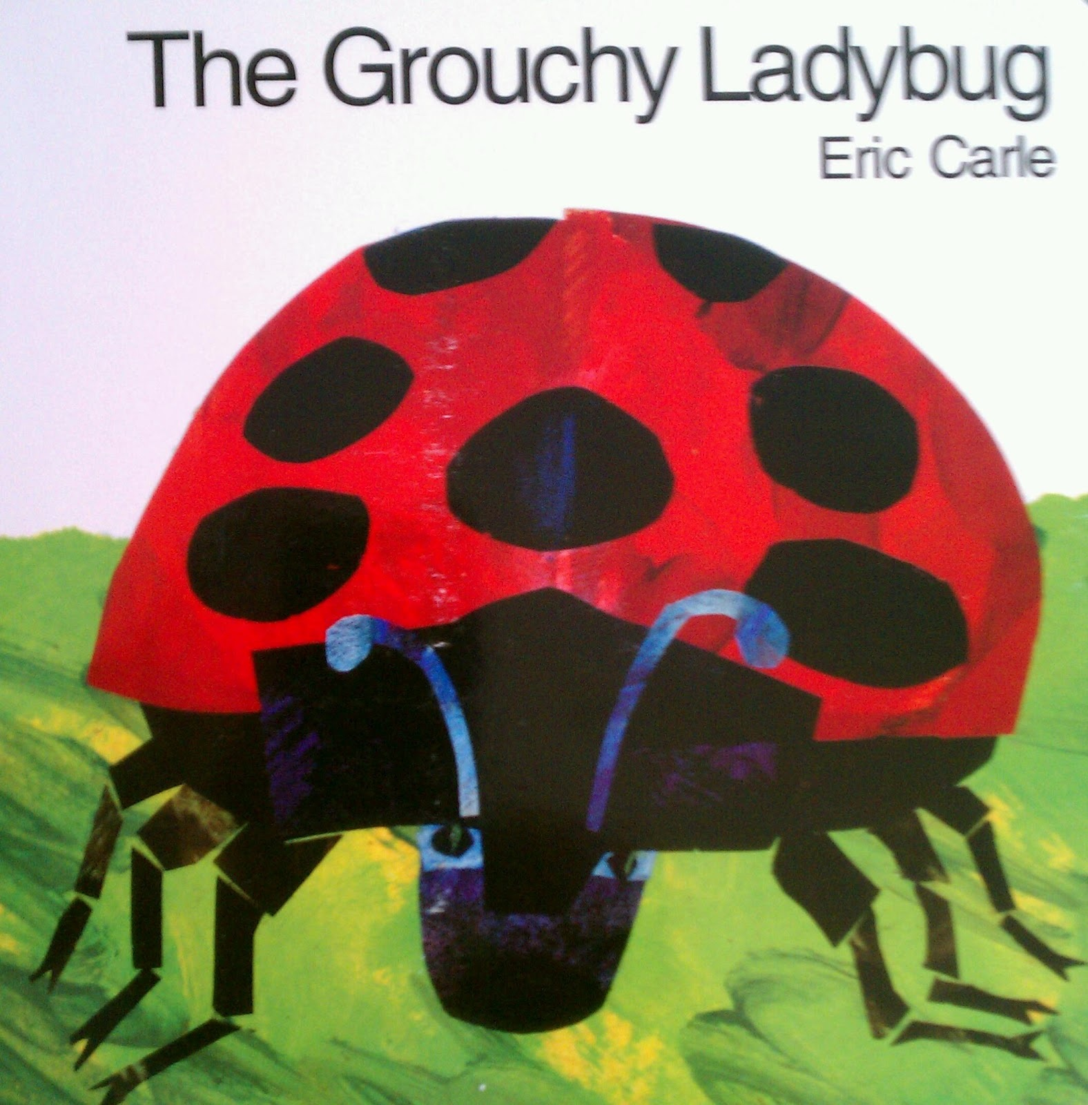 Learning And Teaching With Preschoolers The Grouchy Ladybug