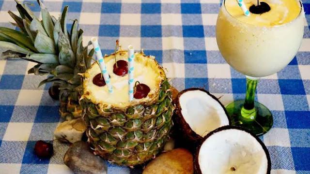 Bebida para combatir la calor