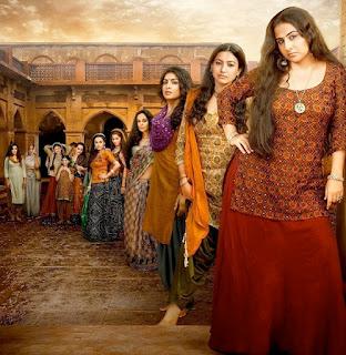 Lyric : Sonu Nigam, Rahat Fateh Ali Khan - Aazaadiyan (OST. Begum Jaan)