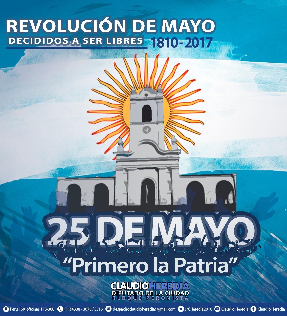 Agrupación Peronista Blanca Upcn Caballito 25 De Mayo