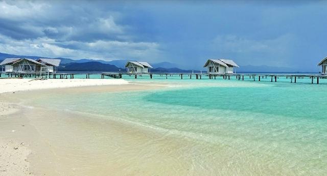 Liburan Bersama Pasangan Ke Pulau Romatis