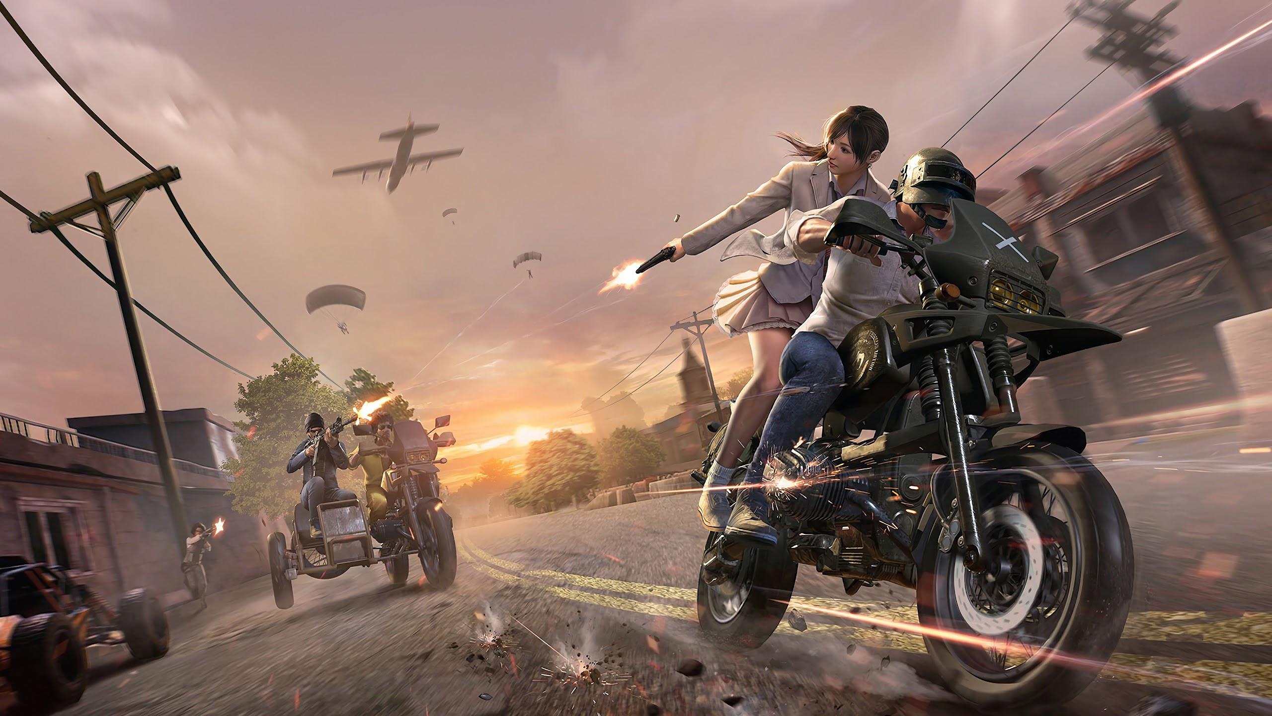 playerunknowns battlegrounds pubg mobile wallpaper hd