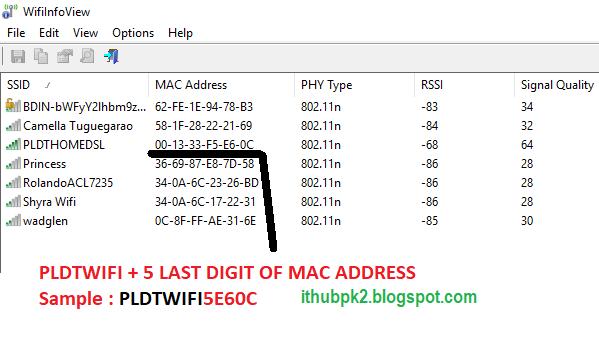 Hacking PLDT WiFi on PC