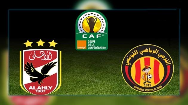 موعد مباراة الأهلي والترجي التونسي