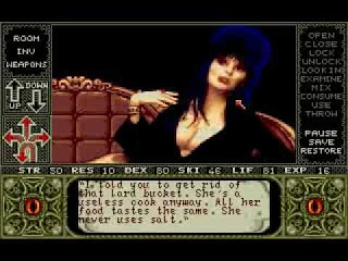 Elvira mistress of the dark pantallazo