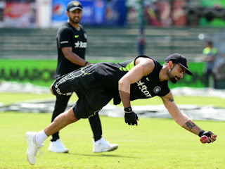Virat Kohli Fitness Images