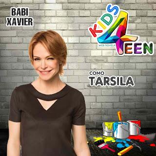 Babi Xavier integra o elenco da novela Kids 4 teen