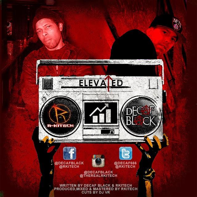 """DECAF BLACK """"ELEVATED"""" (VIDEO)"""