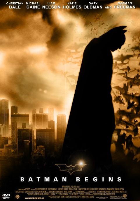 فیلم دوبله : بتمن آغاز می کند 2005 Batman Begins