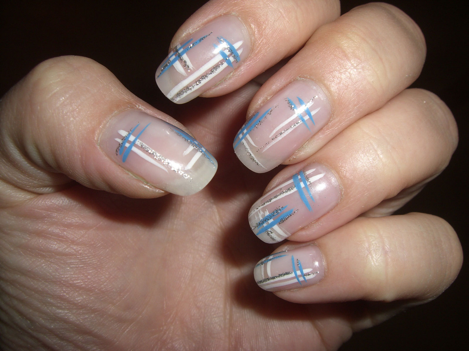 Favorite Nail Design Ideas for Prom - Nail Picture Art