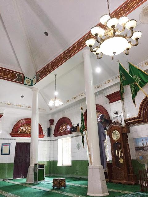 masjid al-mahmudiyah kota palembang