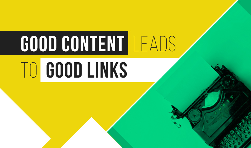Proof Positive: Better Content Leads to Better Links