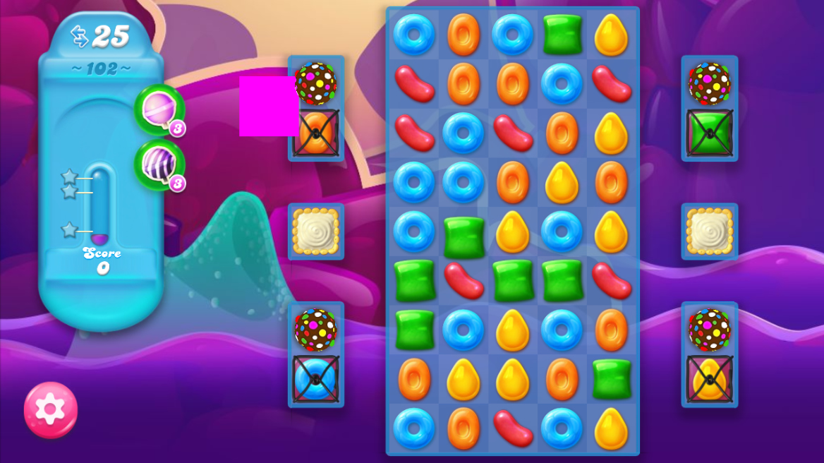 Candy Crush Jelly Saga 102