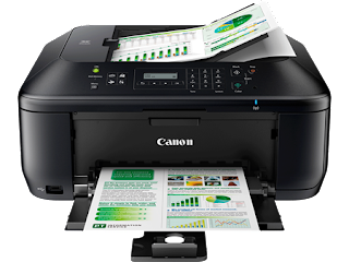 Printers may non live the sexiest or nearly fascinating bits of invention Canon Pixma MX456 Driver Download