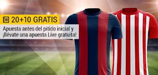 bwin promocion Huesca vs Sporting 19 marzo