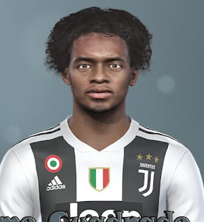PES 2019 Faces Juan Cuadrado by Prince Hamiz