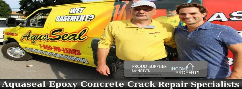 Concrete Crack Repair Specialist