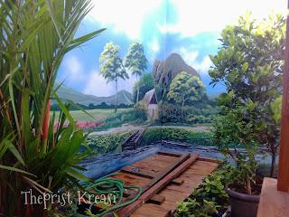 Jasa lukis dinding lukis tembok lukis mural lukis kamar anak lukis 3d