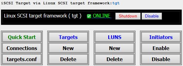 ♛ The ßackup Šchool ♛: Configuring Web GUI for mhVTL - Virtual