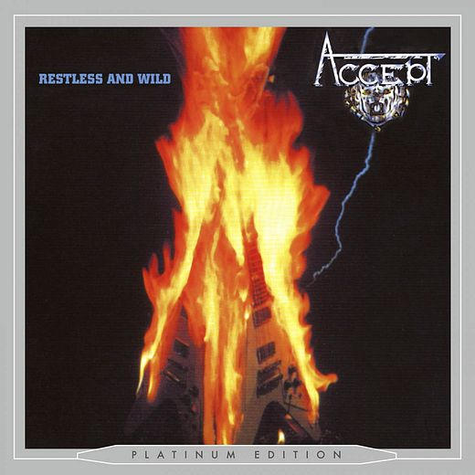 ACCEPT - Restless And Wild [Platinum Edition remastered +2] (2017) full