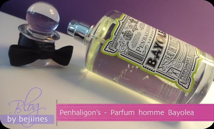 Parfum - Penhaligon's : Bayolea pour Hommes