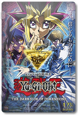 Yu-Gi-Oh!: The Dark Side of Dimensions (2016) Torrent