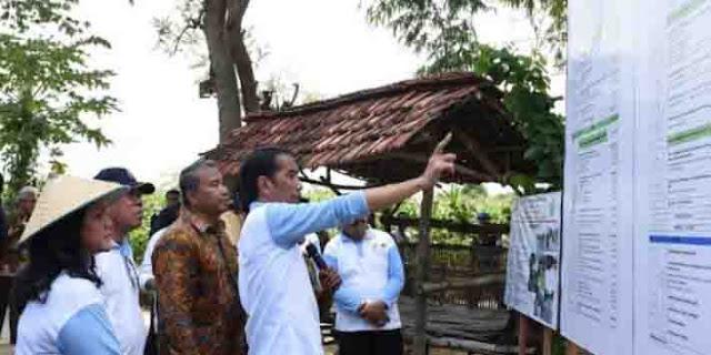 Rencana Jokowi Bagikan Rp 1,4 Miliar/Desa Ditunda Hingga Tahun Politik 2019