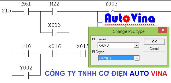 Dòng PLC FX2N-64MR, FX2N-80MR
