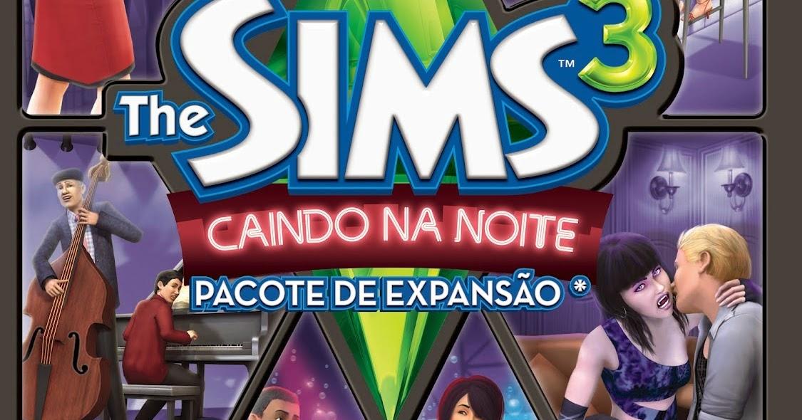 the sims 3 caindo na noite completo em portugues