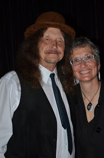 Ron VanNostrand publisher Olive Trees and Musician