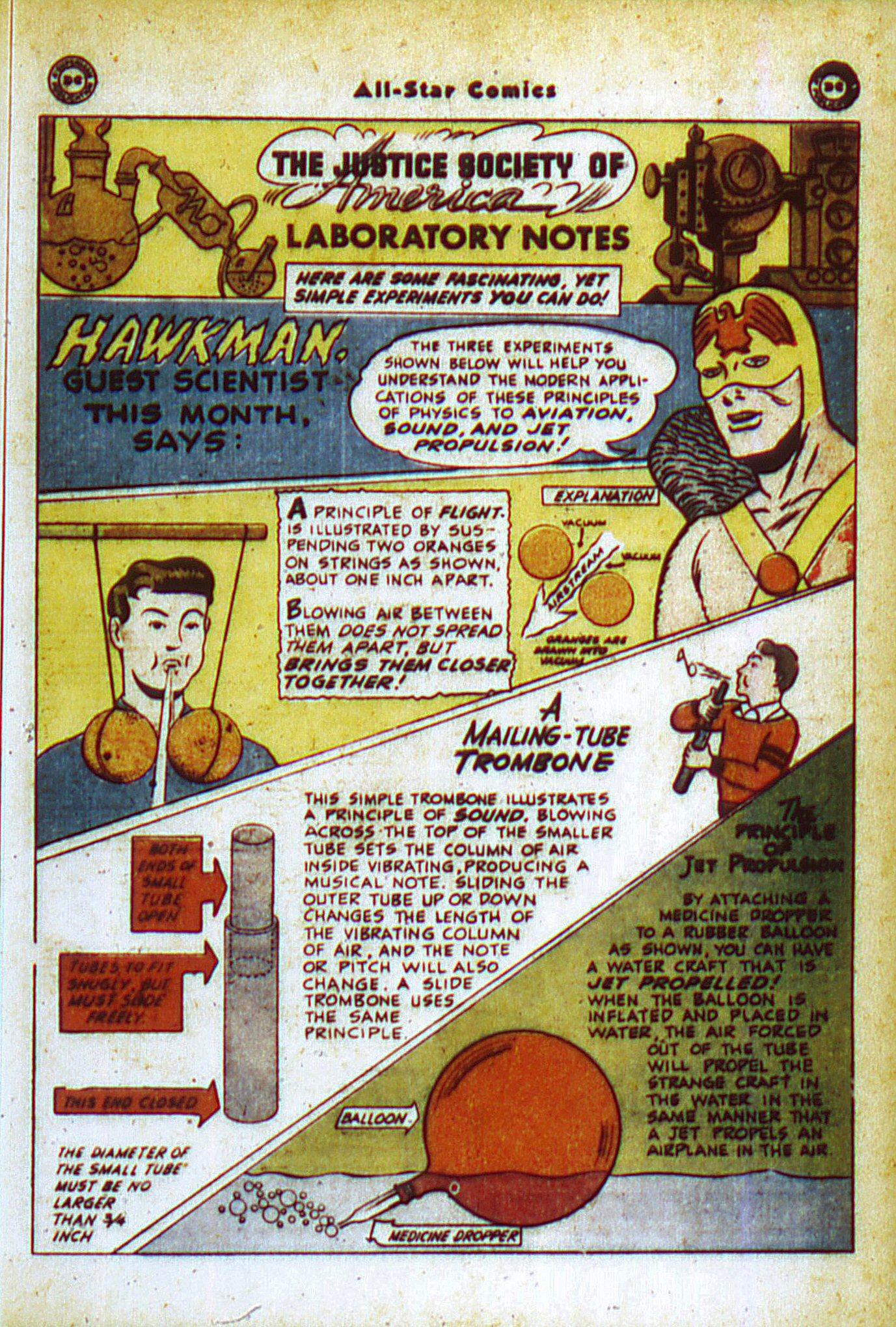 Read online All-Star Comics comic -  Issue #49 - 49
