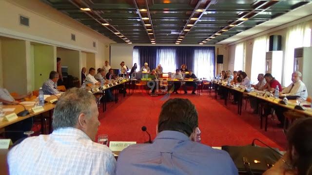 Συνεδριάζει το Περιφερειακό Συμβούλιο Πελοποννήσου στις 2 Οκτωβρίου με 33 θέματα