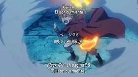 Black Clover Capítulo 98 Sub Español HD