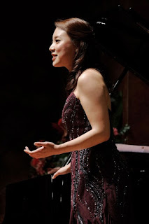 Sumi Hwang - Rosenblatt Recitalls at the Wigmore Hall - photo Jonathan Rose
