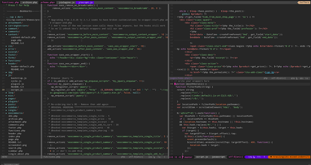 The Best 5 Text Editors For Developer | Thedevline - Place of ...