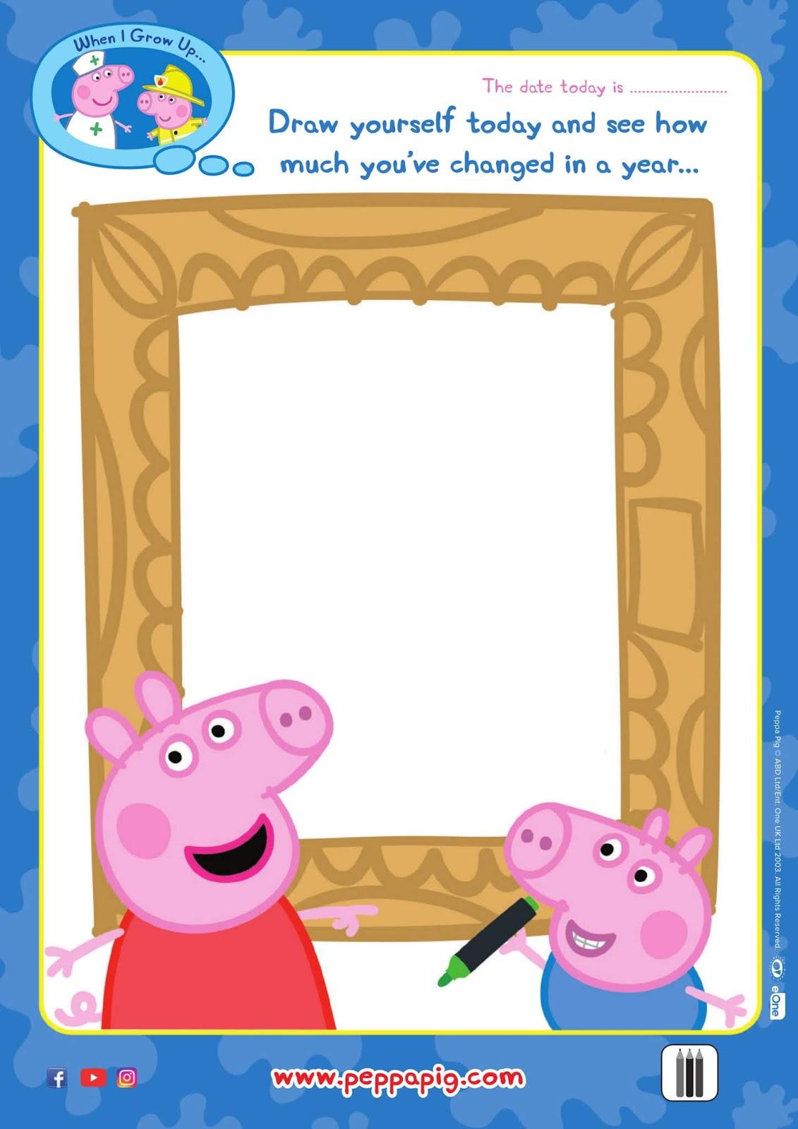 Peppa Pig Time Capsule