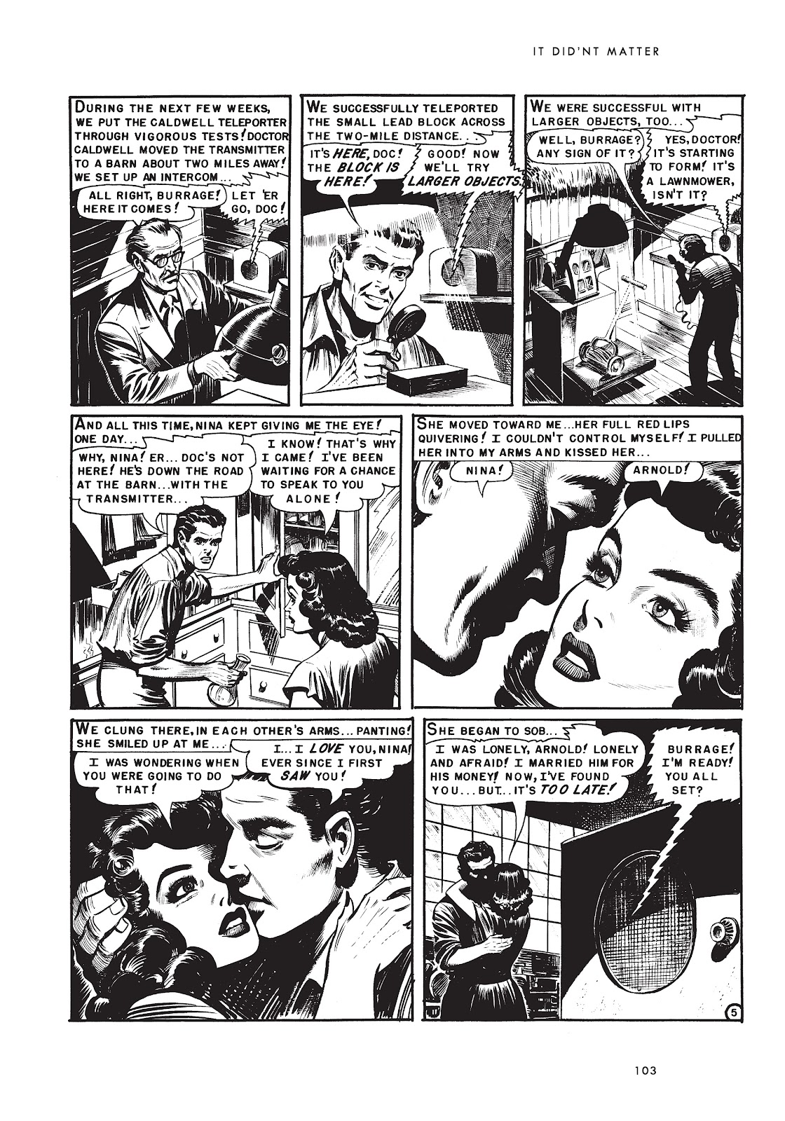 Read online The Martian Monster and Other Stories comic -  Issue # TPB (Part 2) - 18
